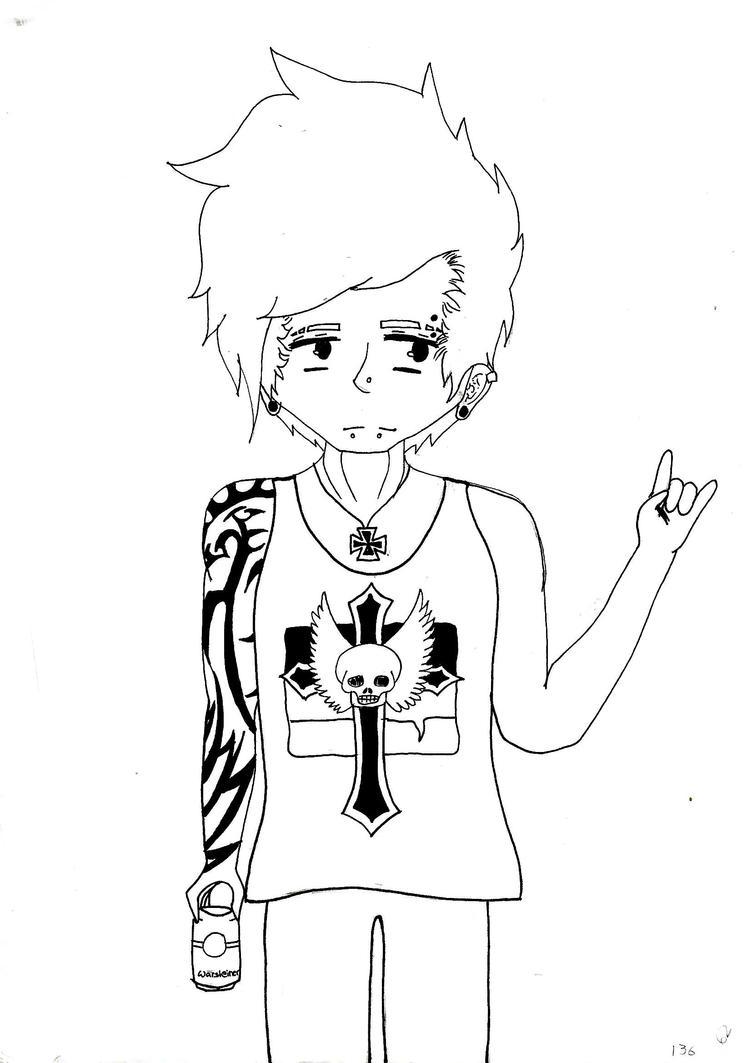 Germany Punk Rock by divineinyashakagome