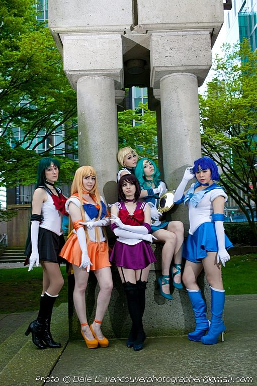 Pretty Sailor Scouts by Emmaliene