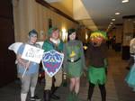 Legend of Zelda, Deku Kid Link