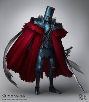 Commander (I.Nephthyrion)