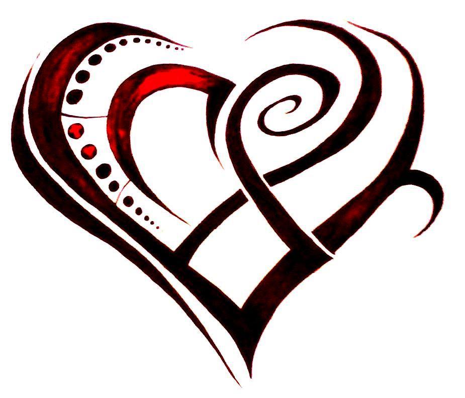 gudu ngiseng blog: bleeding heart tattoos