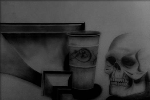 The still life by BlakSkull
