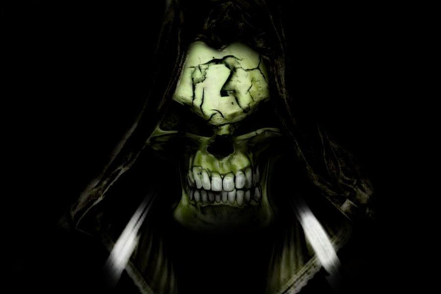 skull by mohammad1214