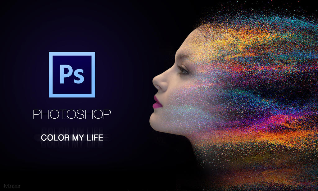 Photoshop Color My Life by mohammad1214