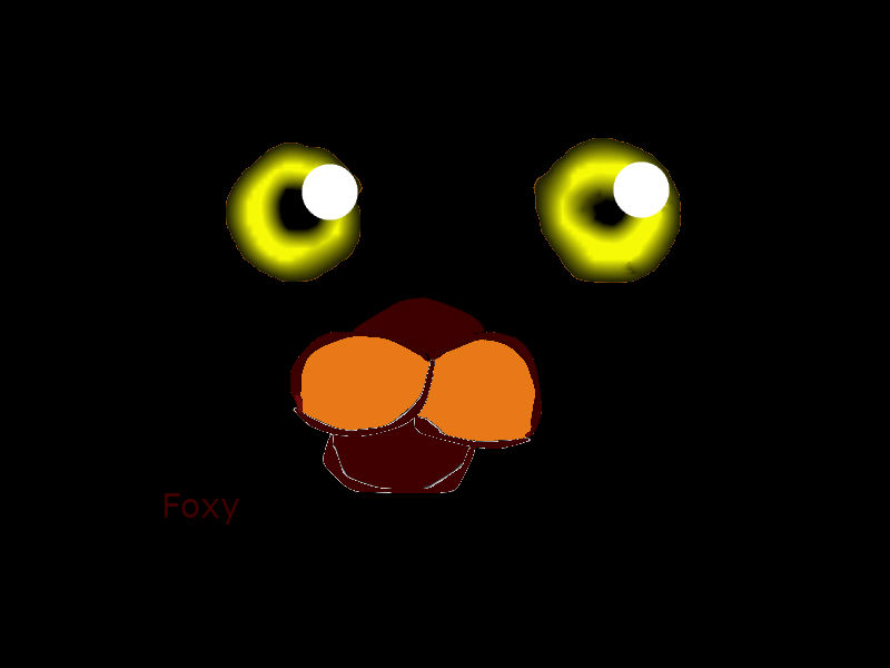 Foxy ( digital ) by TheOperatorsShadow