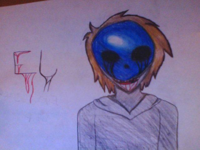 Eyeless Jack by TheOperatorsShadow