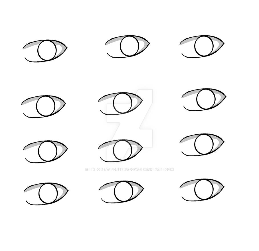 Eye Template by TheOperatorsShadow