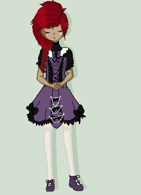 Alex lolita dress up collab by TheOperatorsShadow