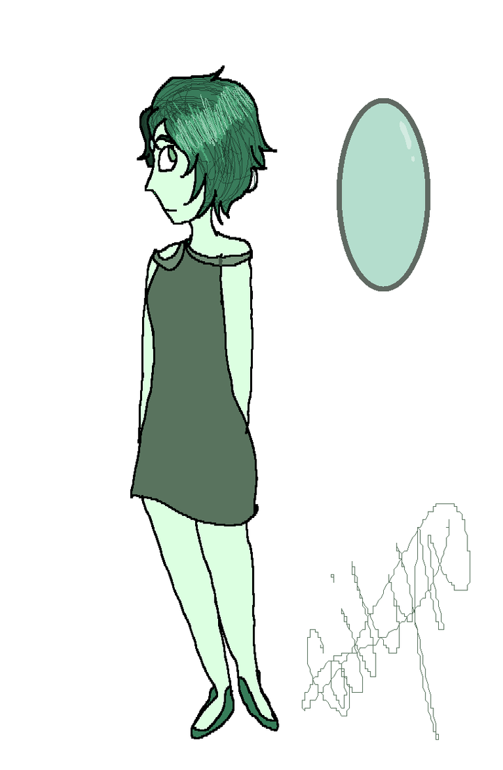 Erinite's pearl (Contest entry) by TheOperatorsShadow