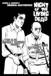 Night of the Living Dead: Ben and Harry