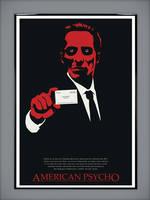 American Psycho: An Idea of a Patrick Bateman by MarkItZeroNET