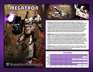 Megatron by CitizenPayne