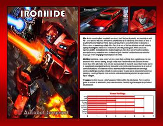 Ironhide by CitizenPayne