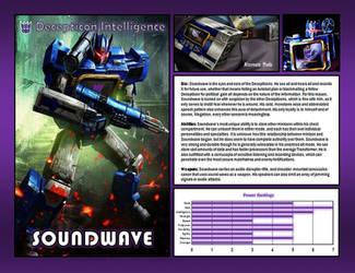 Soundwave by CitizenPayne