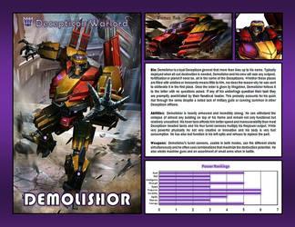 Demolishor by CitizenPayne