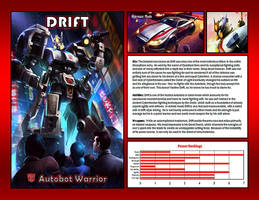 Drift by CitizenPayne