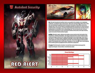 Red Alert by CitizenPayne