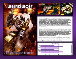 Weirdwolf