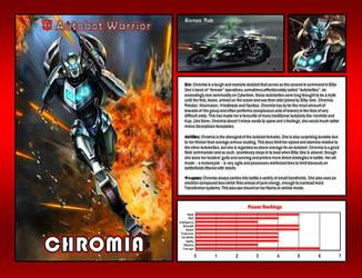 Chromia by CitizenPayne