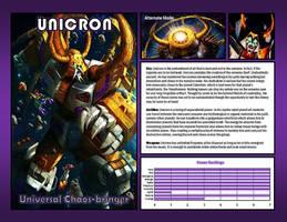 Unicron 2