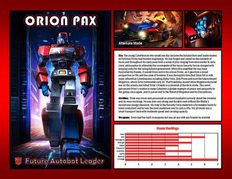 Orion Pax