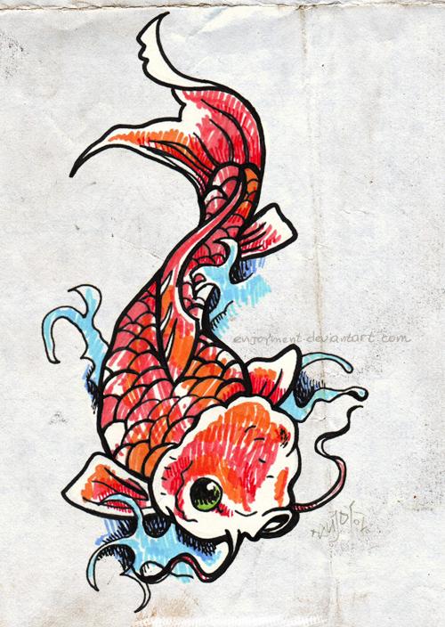 Koi fish by enijoi on deviantart for Where can i buy koi fish