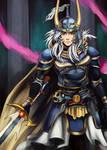 DFF: Warrior of light