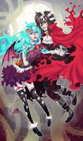 Masquerade by Enijoi