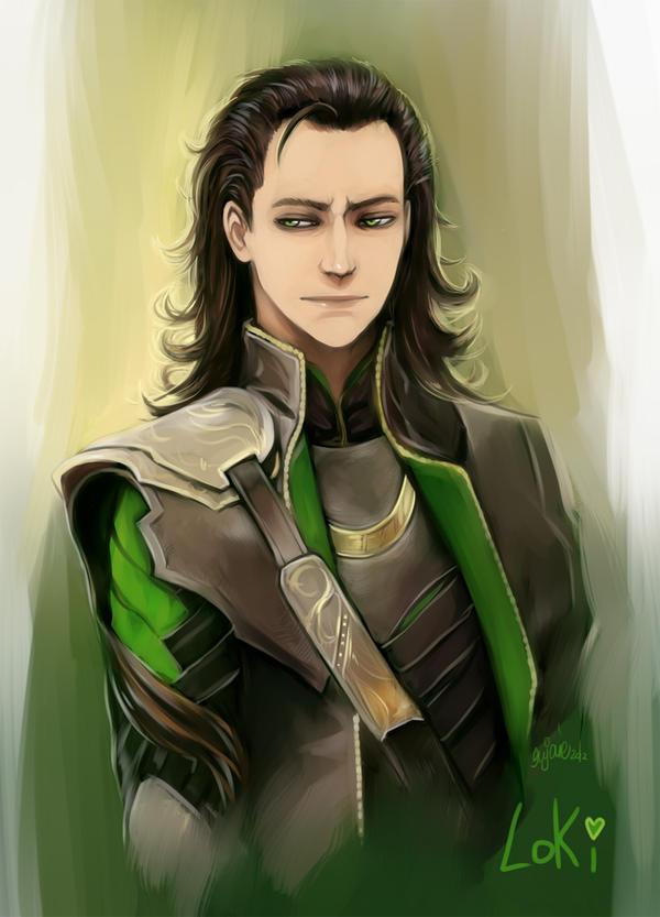 Loki by Enijoi on DeviantArt
