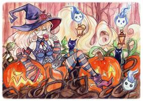 +Happy Halloween+ by Enijoi