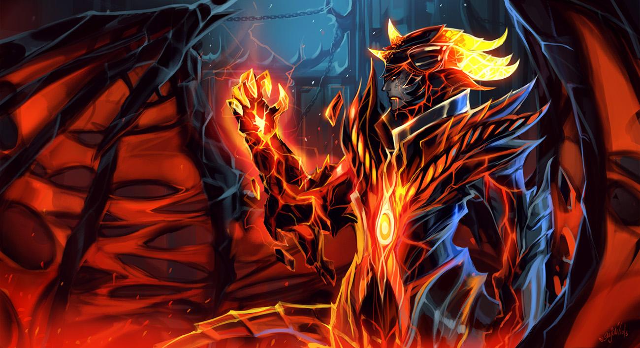 Fire Element by Enijoi on DeviantArt