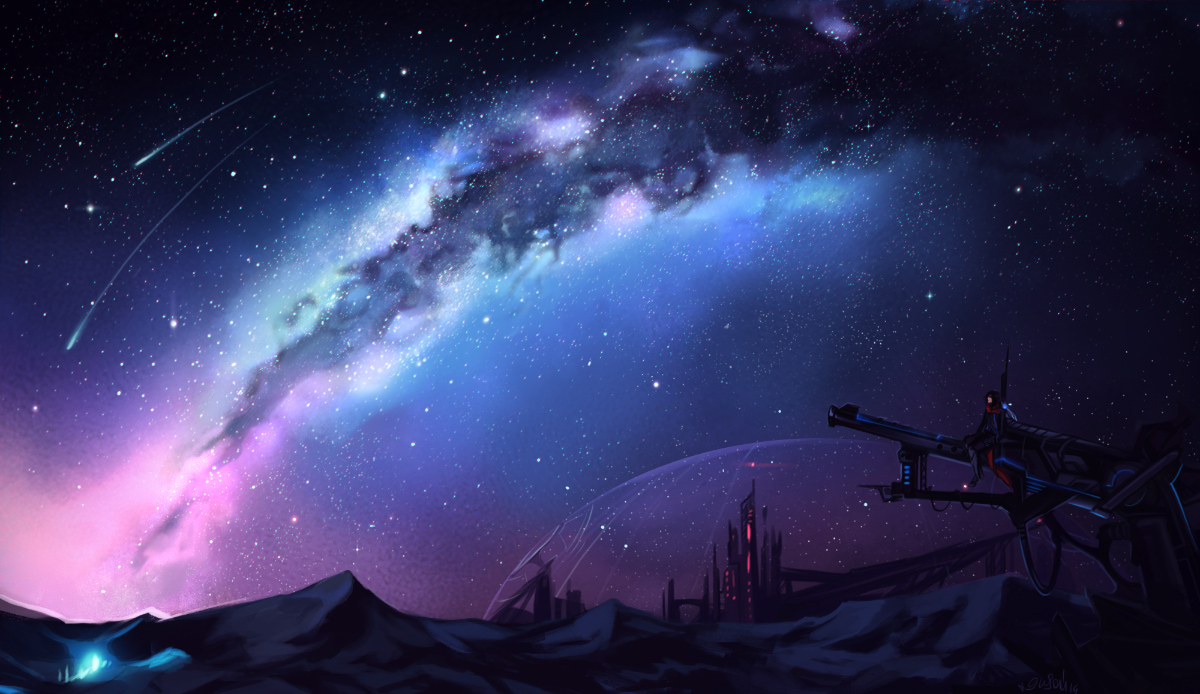 How To Add Final Touches To Digital Painting