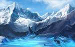Ice borderlands