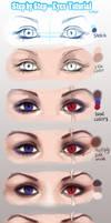 +Step by Step - Eyes+