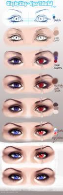 +Step by Step - Eyes+ by Enijoi