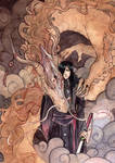 Golden Dragon by Enijoi