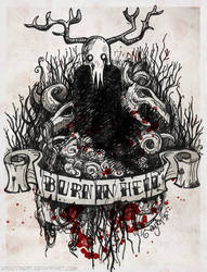 Welcome to the HELL... by Enijoi