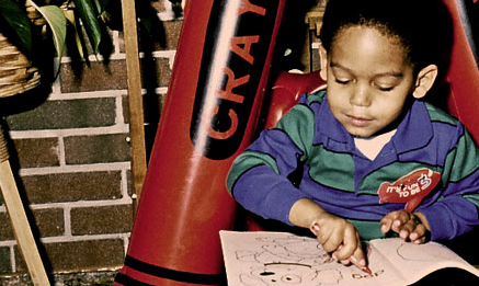 Crayons by tedikuma
