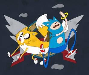 Sonic Adventure Time