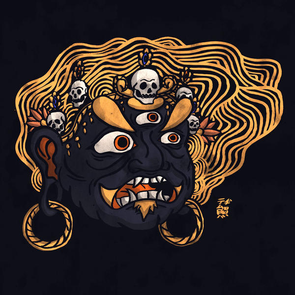 Mahakala By Tedikuma On DeviantArt