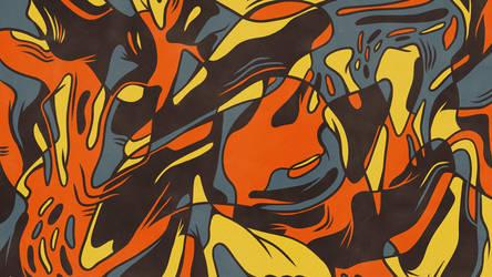 Abstract Background by tedikuma