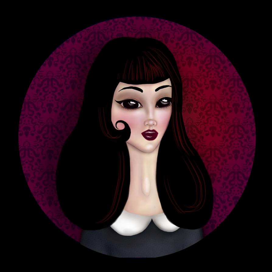 'Madam Filonesia Addams' by PneumaSonata