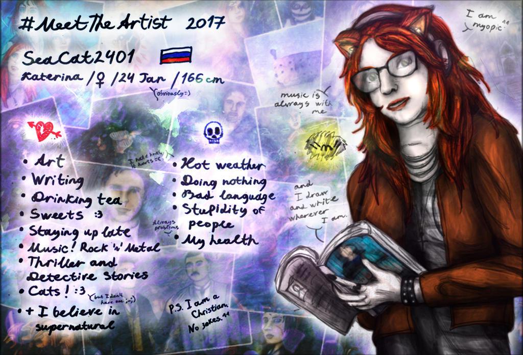 SeaCat2401's Profile Picture
