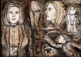 Remothered Tormented Fathers Sketches by SeaCat2401