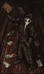 SCP-049 - This is not my book by SeaCat2401