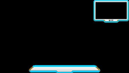 Overwatch Stream Overlay by DazGames