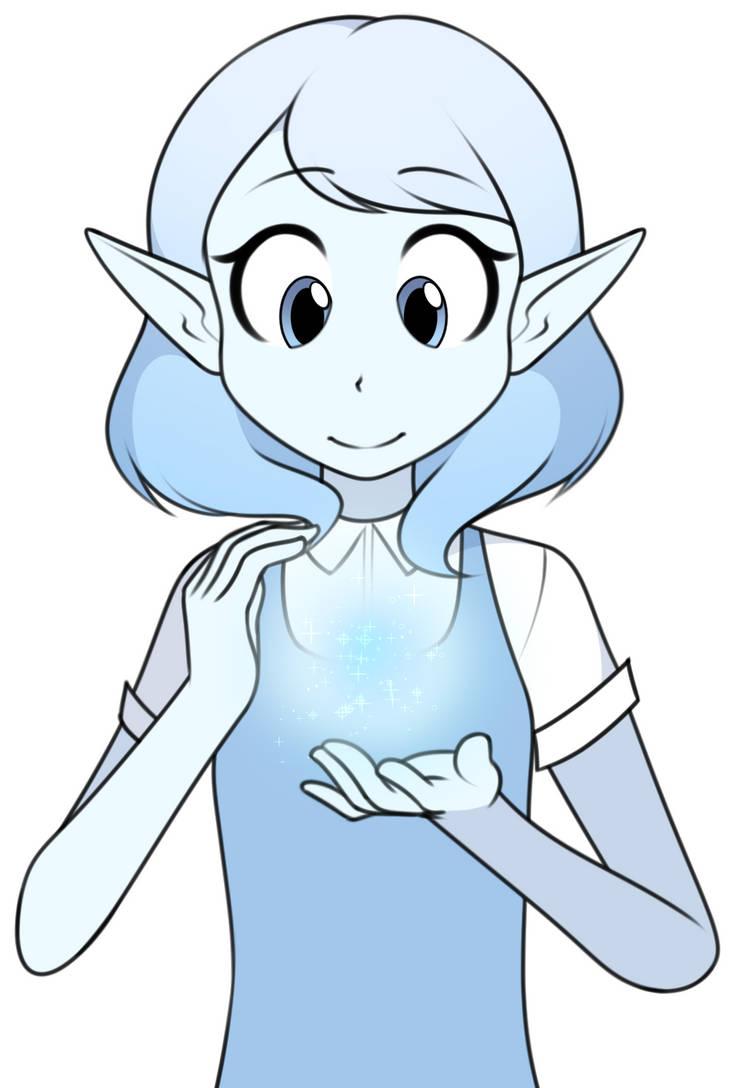 Snow Elf Magic