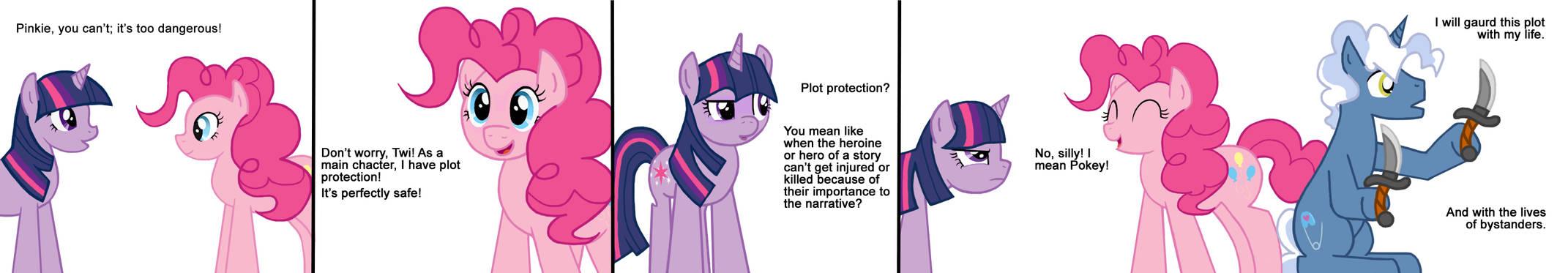 Plot Protection