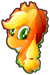 MLP: Canon: Applejack by Mychelle