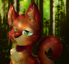 Warrior Cats: Firestar